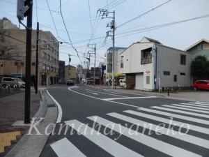 葉山元町横断歩道