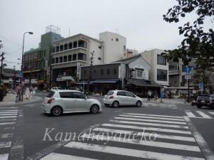 鎌倉駅入口交差点2